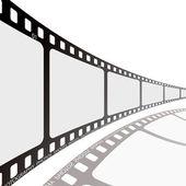 Film reel — Stock Vector