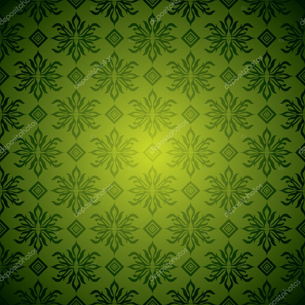 Yellow Green Wallpapers Green And Yellow Seamless