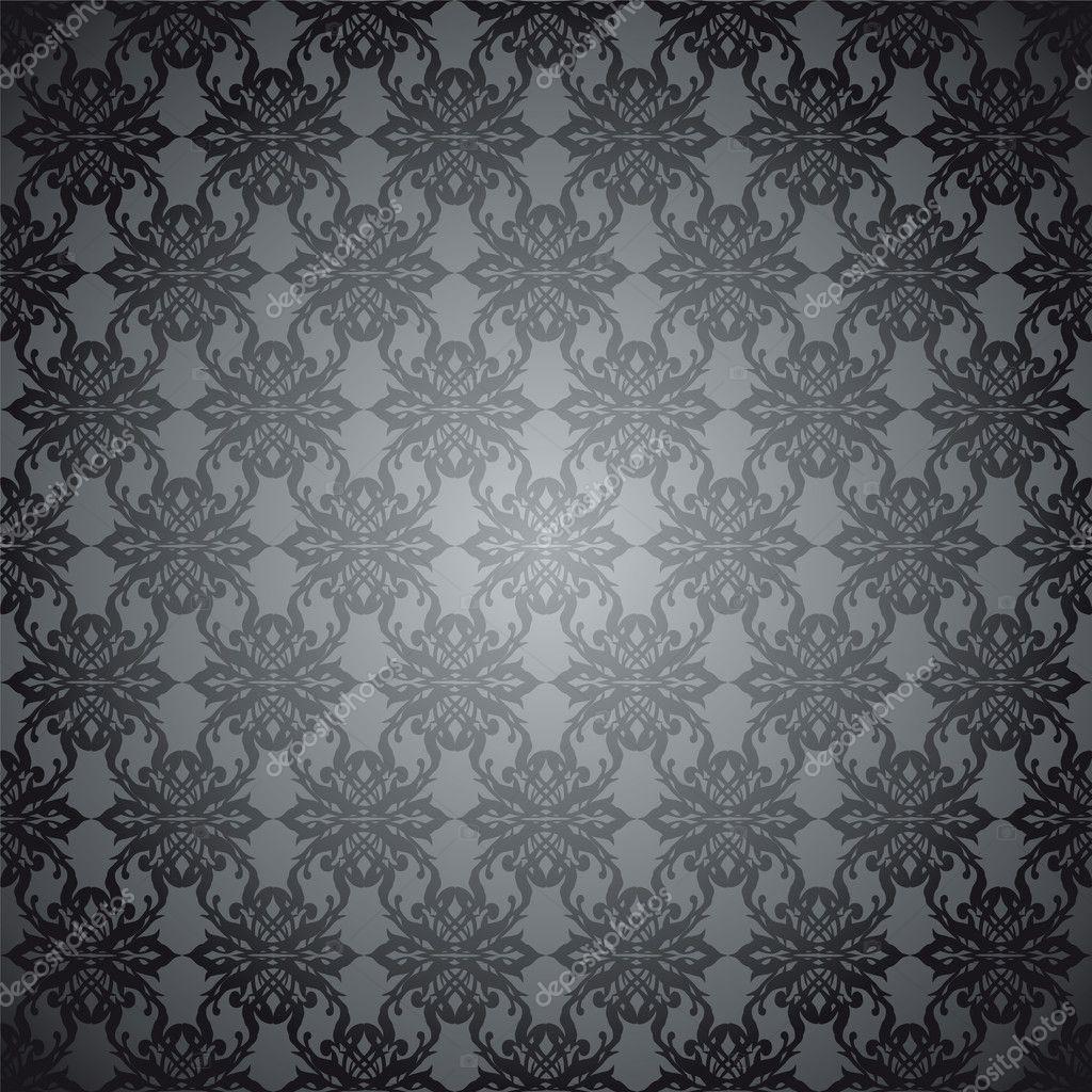 Carta da parati grigio nebbia — Vettoriali Stock © Nicemonkey #3423528