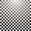 Checkered grid tile — Stock Vector
