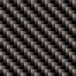 Royalty-Free Stock Vector Image: Carbon fiber cross weave