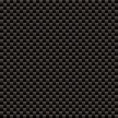 Geweven koolstofvezel textuur — Stockvector