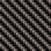 Carbon fiber cross weave — Stock vektor