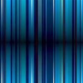 Blue stripe fold — Stock Vector