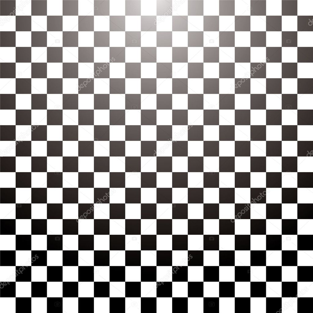 Checkered grid tile stock vector nicemonkey 3430374 for Carrelage damier