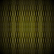 Vetorial Stock : Hexagon gold metal background