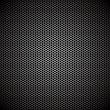 Hexagon metal background - Stockvectorbeeld