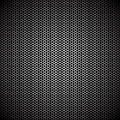 Hexagon metal background — Vettoriale Stock
