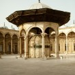 Old mosque in the Citadel in Cairo — Stock Photo