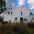 Stock Photo: Mission San Diego de Alcala