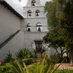 Mission San Diego de Alcala — Stock Photo