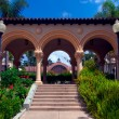 Casa de Balboa Detail — Stock Photo