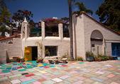 Colonia dell'artista a san diego — Foto Stock