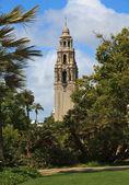 California Tower in Balboa Park — Stock Photo