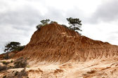 Broken Hill in Torrey Pines State — Stock Photo