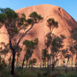 Ayers Rock in Australia — Stock fotografie