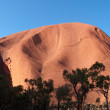 Ayers Rock in Australia — Stock Photo #3416831