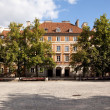 Stock Photo: Town Square in Warsaw