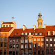 Old Town of Warsaw — Stock Photo #3417261