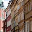 Old Town of Warsaw — Stock Photo #3417375