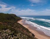Coast near 12 Apostles in Australia — Stock Photo