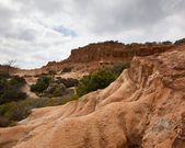 Broken Hill in Torrey Pines State Park — Stock Photo