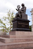 Statue of Copernicus — Stock Photo