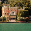 Villa by Lake Garda — Foto Stock