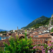 Stock Photo: Limone on Lake Garda