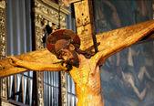 Gesù in croce — Foto Stock