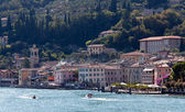 Town of Maderno — Stock Photo