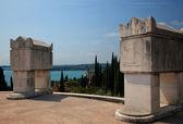 Annunzio památník — Stock fotografie