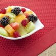 Fruit in a bowl. — Stock Photo