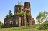 Abandoned orthodox church — 图库照片