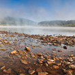 Stock Photo: River landscape