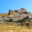 Genoese fortress — Stock Photo #3833223