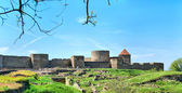 Belgorod-Dnestrov Akkerman fortress — Stock Photo