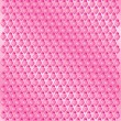 Stock Vector: Pink hearts vector background