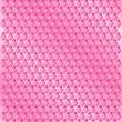 Pink hearts vector background — Stock Vector