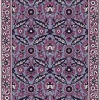 Persian detailed vector carpet - Stock Vector
