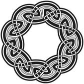 Celtic vector design — Stock Vector
