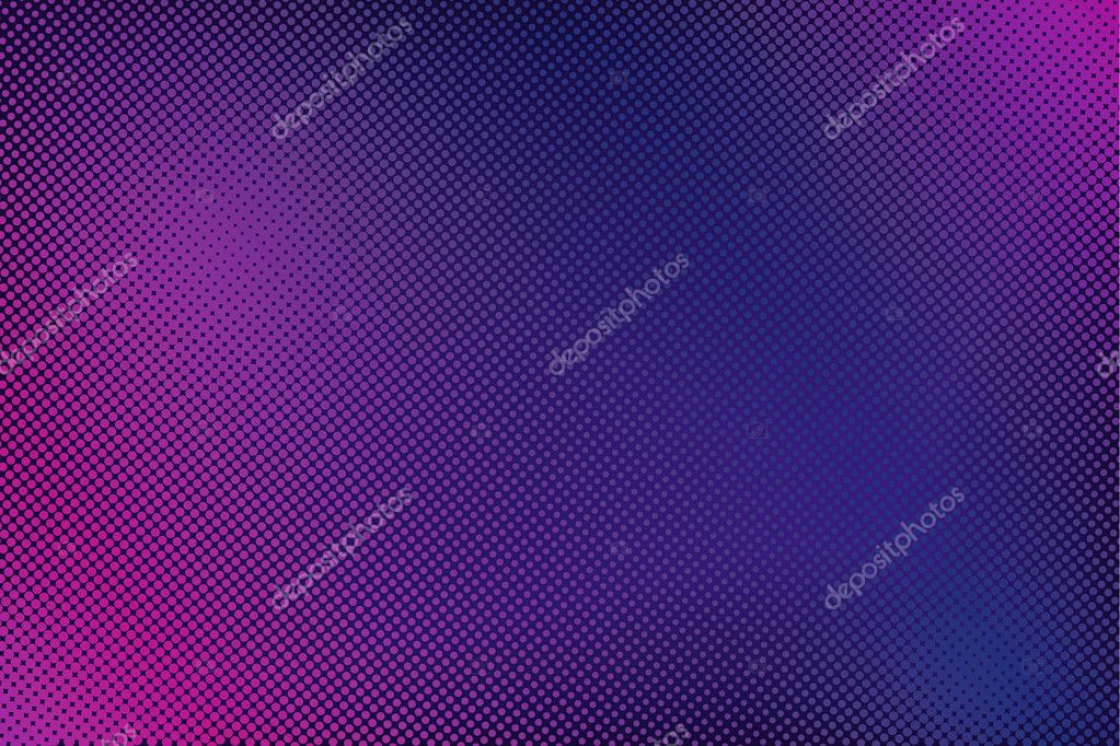 Abstract halftoned color vector background  Stock Vector #3853085