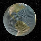 глобус — Стоковое фото