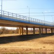 Stock Photo: Road bridge