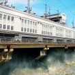 Hydro power plant — Stock Photo