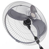 Fan — Stock Photo