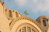 Fragment of architecture in Cairo. — Stock Photo