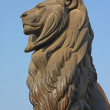 Cairo Lion Guard Kasr El Nil Bridge — Stock Photo #3512399