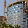 Stock Photo: Construction new honel in Cairo