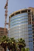 Construction new honel in Cairo — Stockfoto
